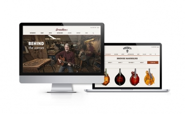 Responsive Redesign Underway for Breedlove and Weber
