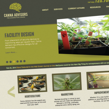 Canna Advisors Launches Exciting New Website