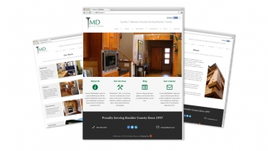 MD Builders' New Site Goes Live