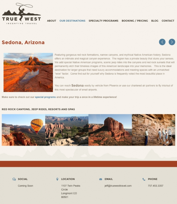 True West Travel