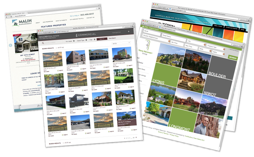 Toolstudios Offers Real Estate Web Design And Integration For Agents And Brokers We Are The Best In Real Estate Website Design And Custom Realtor Websites Toolstudios A Unique Brand And Web
